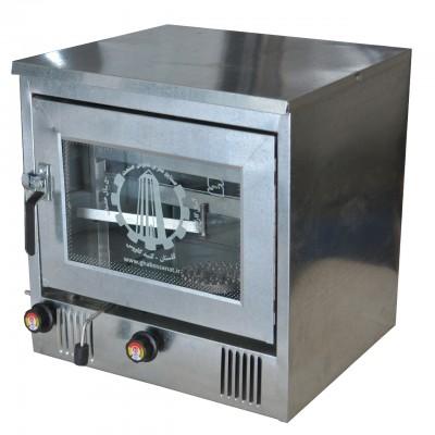 تنور گازی خانگی پخت نان و شیرینی کد TG180